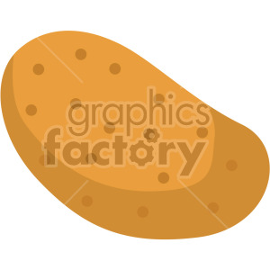 potato clipart. Commercial use image # 407982