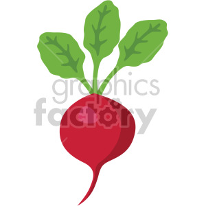radish clipart. Commercial use image # 408003