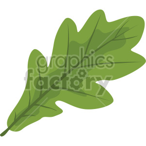 oak leaf clipart. Royalty-free image # 408034