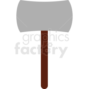 axe icon clipart. Commercial use image # 409067