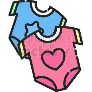 baby rompers icon clipart. Commercial use icon # 409180