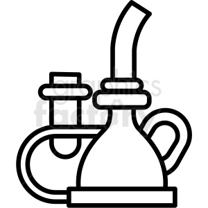 dab rig vector icon clipart clipart. Commercial use image # 409565
