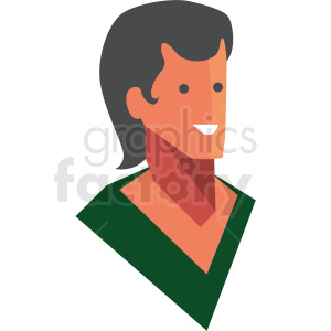 game character vector icon clipart