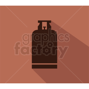 tank vector clipart on square background clipart. Commercial use image # 410370