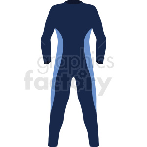 scuba suit vector clipart clipart. Commercial use image # 410591