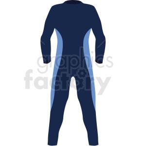 scuba suit vector clipart clipart. Royalty-free image # 410591