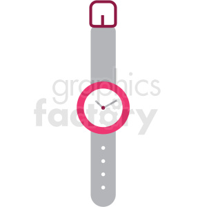 watch vector clipart clipart. Royalty-free image # 411674