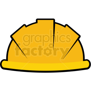 construction hat icon vector clipart clipart. Commercial use image # 411677
