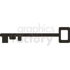 key clipart clipart. Commercial use image # 411821