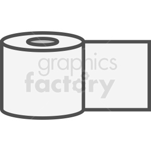 toilet paper cartoon clipart clipart. Commercial use image # 411863