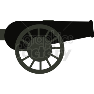 cannon clipart clipart. Royalty-free image # 411954