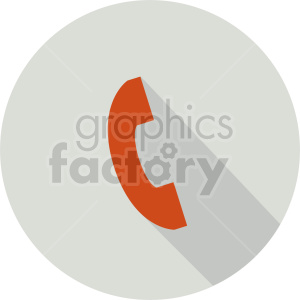 phone vector icon graphic clipart 1 clipart. Commercial use image # 413586