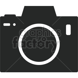 camera vector clipart 16 clipart. Commercial use image # 413621