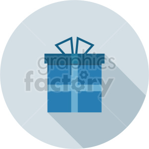 present vector graphic clipart 1 clipart. Commercial use image # 413737