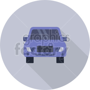 car vector graphic clipart clipart. Commercial use image # 413802