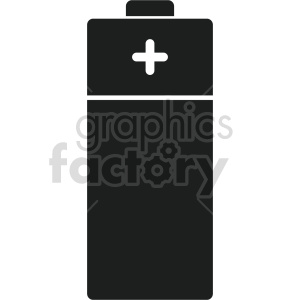 battery vector icon graphic clipart 6 clipart. Commercial use image # 413858
