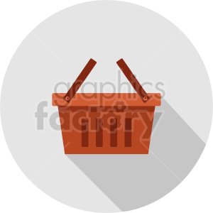 basket vector icon graphic clipart 1 clipart. Commercial use image # 413883