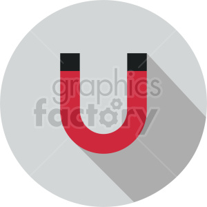 magnet vector icon graphic clipart 2 clipart. Commercial use image # 413897