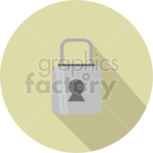 lock vector icon graphic clipart 4 clipart. Commercial use image # 413916
