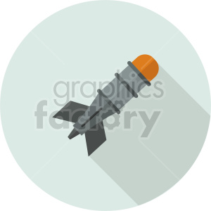 bomb vector icon graphic clipart 2