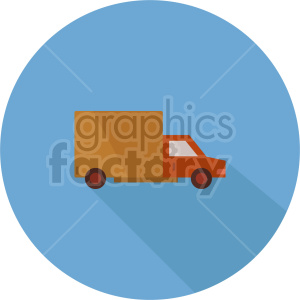 truck vector icon graphic clipart 1 clipart. Commercial use image # 413942