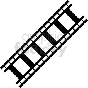 isometric film strip vector icon clipart 4 clipart. Commercial use image # 414137