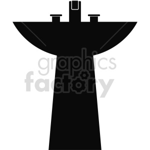 isometric sink vector icon clipart 4 clipart. Commercial use image # 414263