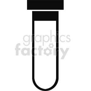 test tube vector icon clipart 4 clipart. Commercial use image # 414333