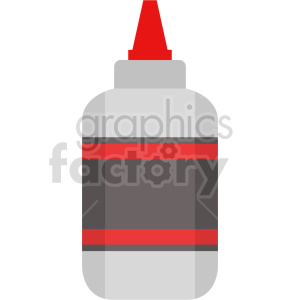 glue vector icon clipart 3 clipart. Commercial use image # 414406