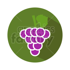 grape vector icons 3 clipart. Commercial use image # 415182