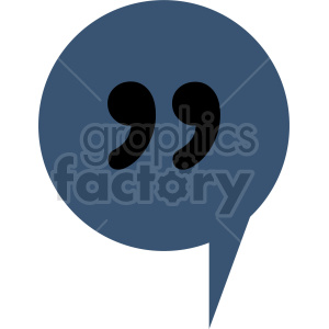 quotes vector clipart clipart. Commercial use image # 415474