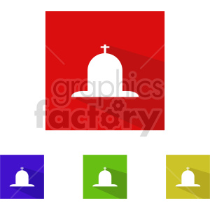 rip tombstone vector design bundle clipart. Commercial use image # 416339