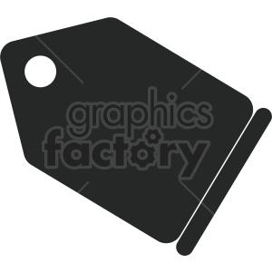 clipart - tag vector clipart.