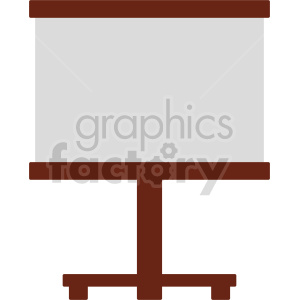 mobile whiteboard vector clipart clipart. Commercial use image # 416408