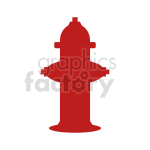 fire hydrant design clipart. Commercial use image # 416438