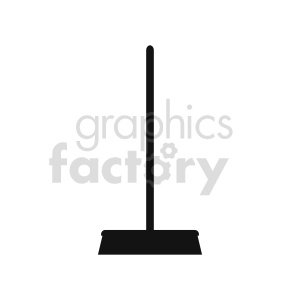 shovel vector broom clipart. Commercial use image # 416444