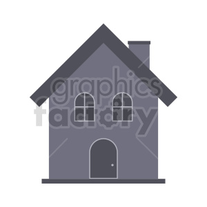 home vector clipart clipart. Commercial use image # 416488