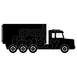 clipart - truck vector clipart.