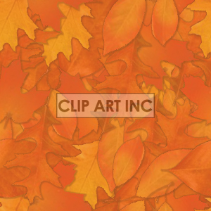 tiled leaf background clipart. Royalty-free image # 128169