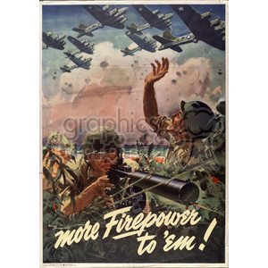 war posters world II   MPW00034 Clip Art Old War Posters