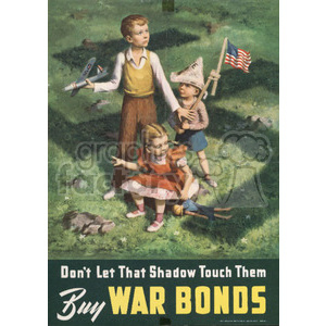 war posters world II   MSP00091 Clip Art Old War Posters