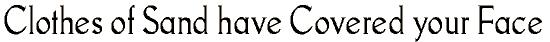 goodfish font. Royalty-free font # 174589