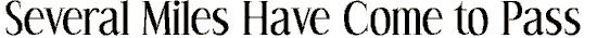 efflores font. Royalty-free font # 174791