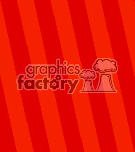 red striped tiled background clipart. Royalty-free image # 371309