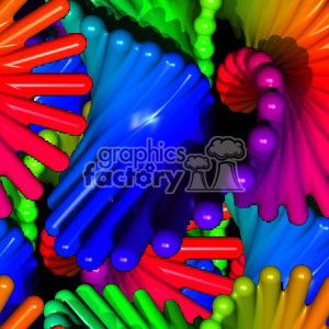 092106-germs background. Royalty-free background # 371737