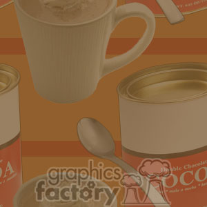 Hot cocoa clipart. Commercial use image # 372640