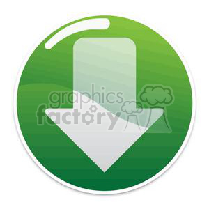 buttons-2-green clipart. Royalty-free image # 381623