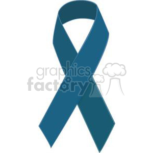 blue ribbon clipart. Commercial use image # 381653