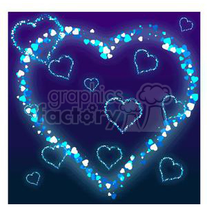 heart hearts Valentine Valentines love relationship relationships vector cartoon sparkle sky night RG optimus  Mothers Day Mother Mom
