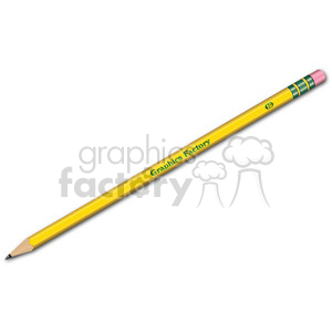 pencil clipart. Commercial use image # 385601